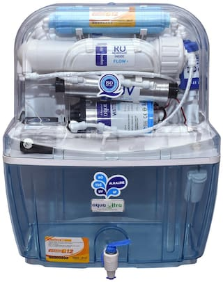 Aqua Ultra Classic T RO+11W UV(OSRAM, Made In Italy) +B12+TDS Contoller Water Purifier