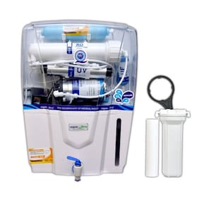 Aqua Ultra Premier RO+11W UV(OSRAM, Made In Italy) +B12+TDS Controller Water Purifier