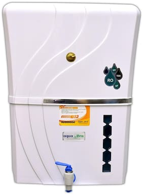 Aqua Ultra Xenon RO+11W UV(OSRAM, Made In Italy) +B12+TDS Contoller Water Purifier