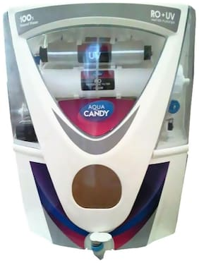 AquaFresh Candy Blue 15 Ltr RO + UV + UF + TDS Water Purifier