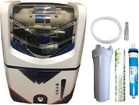 Aquafresh CRUX 15 ltr Water Purifier - Ro+uv+uf