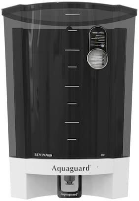 Aquaguard Reviva NXT RO Water Purifier (Black & White)