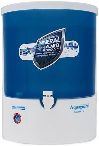 Aquaguard Reviva RO Water Purifier (White & Blue)