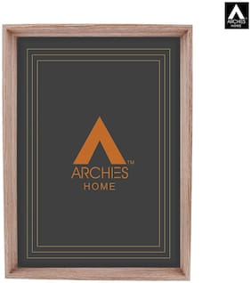Archies Wood Brown Single frame ( Set of 1 )