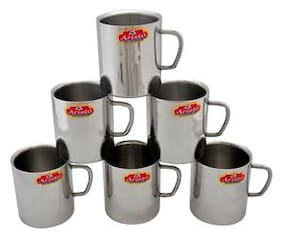 Aristo Coffee Mug 6 Pc Big - Sober
