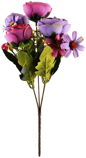 Artificial Flowers 100% synthetic 1 pc