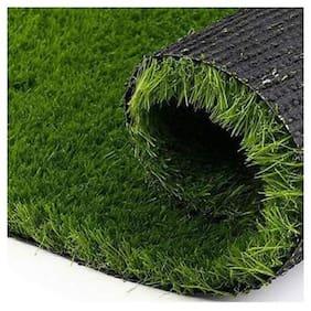 Artificial Grass Door Mat Green (Size 16 inch x 24 inch Full size)