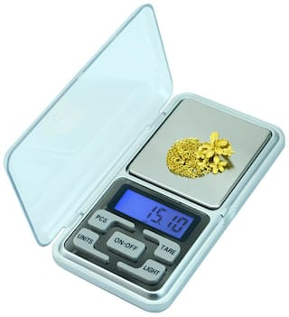 Aryshaa Digital Pocket Scale for Kitchen Jewellery Weighing Up To 200g (Pack of 1)