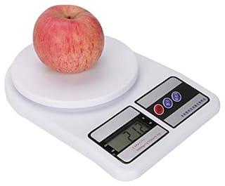Aryshaa Electronic Digital 10 kg Weighing Scale Led Kitchen Weight Machine