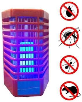 Aryshaa Mosquito Killer Electronic insect mosquito Killer cum Night Lamp. (MK) Pack of 1