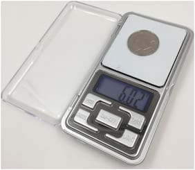 Aryshaa Pocket Scale Digital Pocket Weighing Mini Scale 200g (Pack of 1)