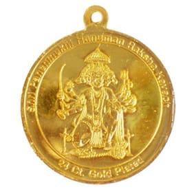 Asha Shri Hanumant Kawach Pendant