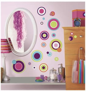 a0378e22c13 Asian Paints Nilaya Crazy Dots wall stickers