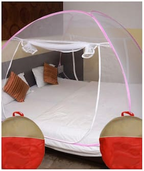 Athena Creation Polyester Mosquito Nets