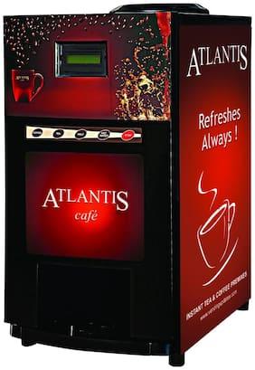 Atlantis CAFE MINI 2000 watt Tea & coffee maker ( Red & Black )
