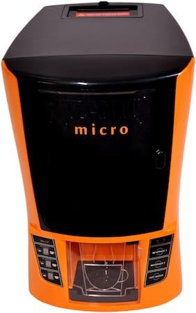 Atlantis MICRO 500 watt Tea & coffee maker ( Orange & Black )