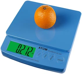 ATOM-A130 Electronic Digital Household Kitchen Food Jewelry Baking Scale with High-Precision Tension Sensor Capacity 1g - 30 kg