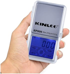 ATOM-EPS06 Kinlee High Precision Touch Screen Pocket Scale for Home School Office Kitchen Factory and  Anywhere