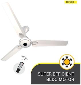 Atomberg Efficio+ 1400 mm Premium Ceiling Fan ( Pearl white )