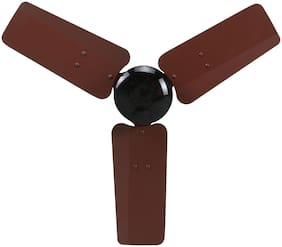 Atomberg Renesa 600mm Ceiling Fan with Remote Control (Matte Brown)