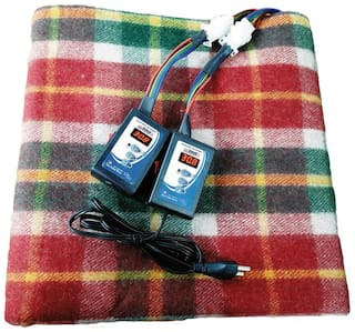 automatic electric blanket double bed