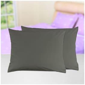 AVI Waterproof Dustproof Bug Proof Hypoallergenic Pillow Protector (Set of 2) Pink- 50.8 cm (20 inch) x76.2 cm (30 Inch)