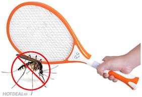 Avon Electric Insect Killer Mosquito Racket Bat(Color and Design vary) (inbuilt torch)