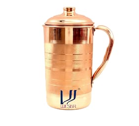 AYURVEDA TRUSTED COPPER WATER JUG