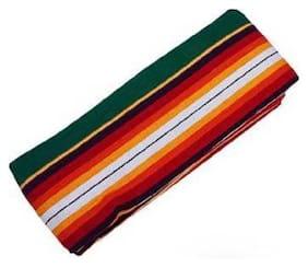 Ayus Solapuri Carpet/Galicha Rug Dari 100% Cotton - 1 (Multicolor Extra Large Size 144 inch x 120 inch or 10 X 12 Feet)