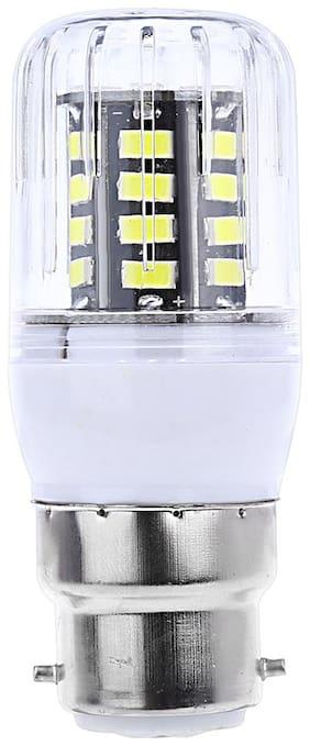 B22 3W 220V SMD 5733 LED Corn Bulb Light Energy Saving Spotlight with 30 LEDs B22(White Light) #ToyWorld