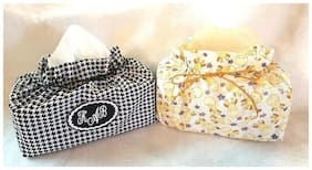 Baby Wipe Cover, Tissue Box Cover