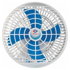 Bajaj Ultima PW 01 230 mm Economy Wall Fan ( White & Blue , Pack of 1 )