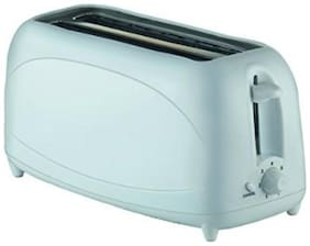 Bajaj ATX 21 4 Slices Pop-Up Toaster - White