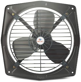Bajaj Bahar 225 mm Exhaust Fan (Metallic Grey)