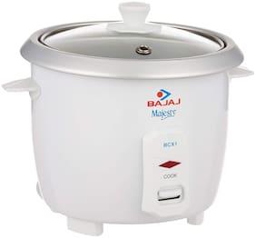 Bajaj BAJAJMAJESTYRCX1 0.4 L Rice cooker