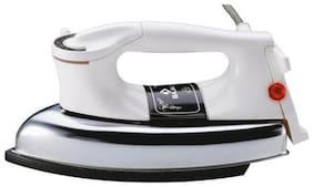 Bajaj DHX 9 1000-W HEAVY WEIGHT IRON  (White)