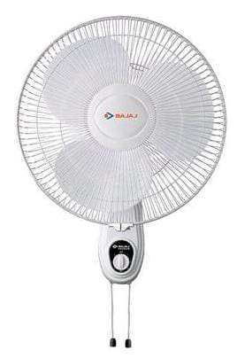 Bajaj ESTEEMDOUBLESTRING 400 mm Wall Fan - White