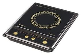 Bajaj IC1200W 1200 W Induction Cooktop ( Black , Touch Panel Control)