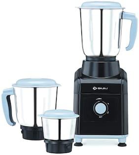 Bajaj GX 3501 500 W Mixer Grinder ( Black , 3 Jars )