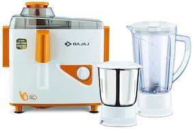 Bajaj Neo JX-4 450 W Juicer Mixer Grinder ( White , 2 Jars )