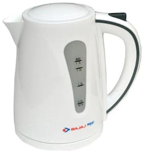 Bajaj KTX7 1 L White Electric Kettle ( 1100 W )