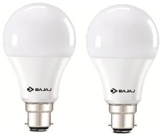 Bajaj LED BULB 7W CDL B22 - Pack of 2