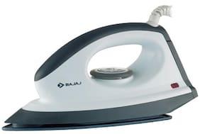 Bajaj Majesty DX 8 1000 W Dry Iron (Grey & White)