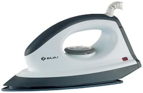 Bajaj Majesty DX 8 1000 W Dry Iron (Grey & White)