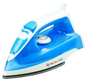 Bajaj Majesty Mx4 1250 W Steam Iron ( Blue & White )