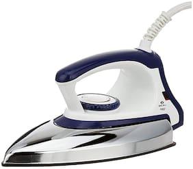 Bajaj Majesty dx 11 1000 W Dry Iron ( Blue & White )