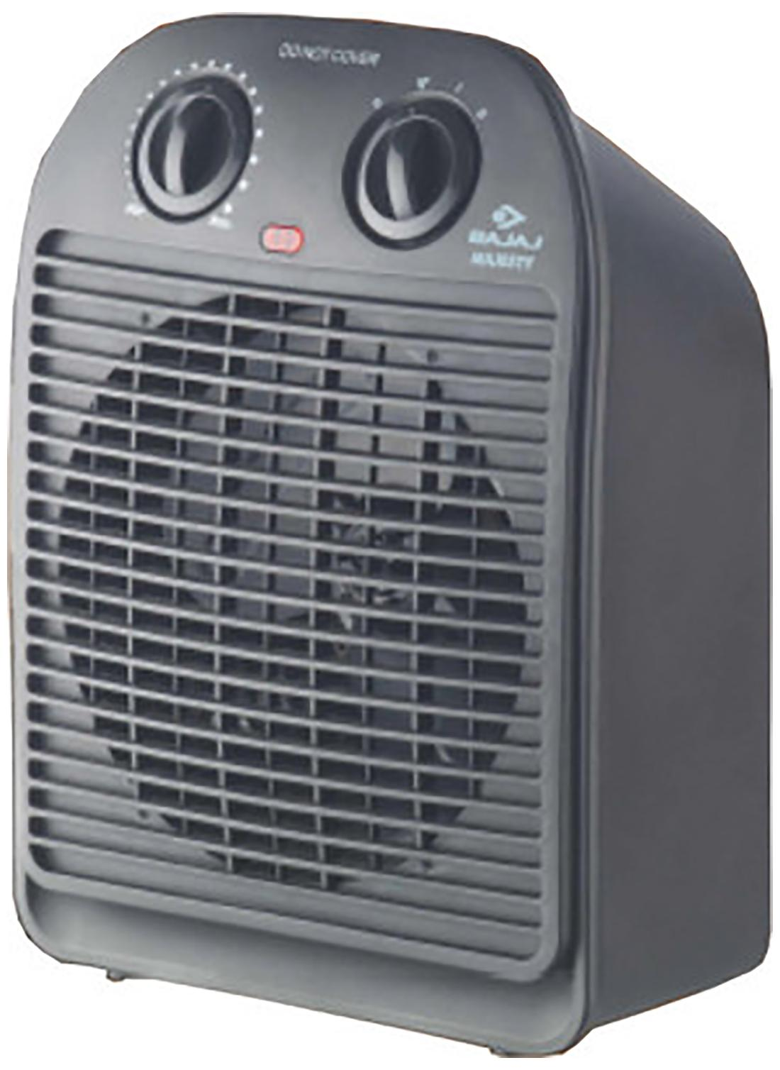 Bajaj Majesty RFX 2 Majesty RFX 2 Fan Room Heater (Black)