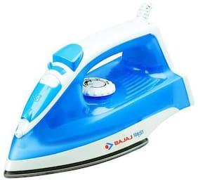 Bajaj Majesty mx4 1250 W Steam Iron ( Blue & White )