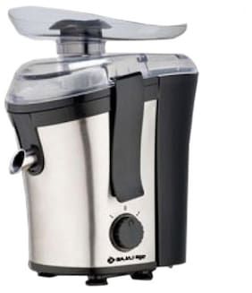 Bajaj MAJESTY JEX15 SS 400 W Juicer ( Black & Silver , 1 Jar )