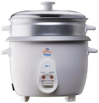 Bajaj BAJAJMAJESTYRCX7 1.8 L Food steamer